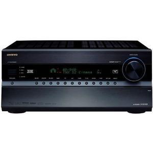 Vahvistin Onkyo TX-NR1008 - Musta