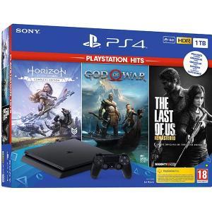 PlayStation 4 Slim - HDD 1 TB - Schwarz