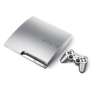 Konsole Sony PlayStation 3 Slim 320GB + 1 Joystick - Silber
