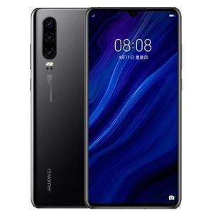 Huawei P30 64GB - Musta (Midnight Black) - Lukitsematon