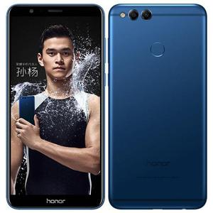 Huawei Honor 7X 64GB Dual Sim - Blu (Peacock Blue)