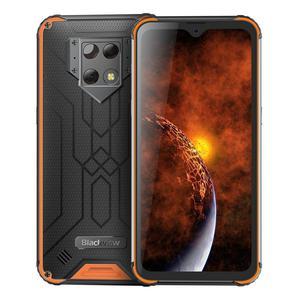 Blackview BV9800 Pro 128GB Dual Sim - Zwart/Oranje - Simlockvrij