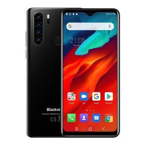 Blackview A80 Pro 64GB Dual Sim - Musta - Lukitsematon