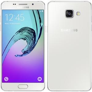 Galaxy A5 (2016) 16 Gb Dual Sim - Weiß - Ohne Vertrag