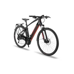 BH BIKES EVO CROSS PRO - Gris Rouge 600 Wh Medium