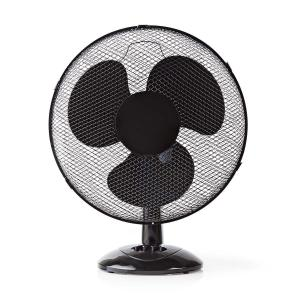 Ventilateur de Table Nedis 40 cm de Diamètre 3 Vitesses