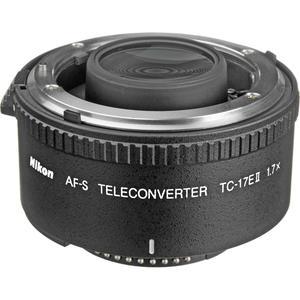Teleconverter Nikon F AF-S TC-17E II