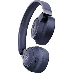 Kopfhörer Rauschunterdrückung Bluetooth mit Mikrophon Jbl Ttune 750BTNC - Blau