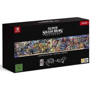 Super Smash Bros.Ultimate Limited Edition - Nintendo Switch