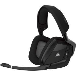 Casque Réducteur de Bruit Gaming Bluetooth  avec Micro Corsair Void Pro RGB - Noir
