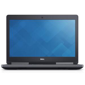 """Dell Precision 7510 15"""" Core i7 2,7 GHz  - SSD 500 Go - 16 Go AZERTY - Français"""