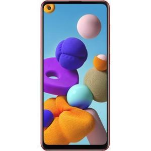 Galaxy A21S 32 GB (Dual Sim) - Red - Unlocked