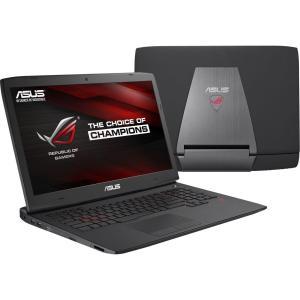 "Asus ROG G751JY-T7073H 17"" Core i7 2,4 GHz - SSD 256 Go + HDD 1 To - 16 Go - NVIDIA GeForce GTX 980M AZERTY - Français"