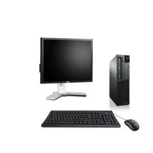 "Lenovo ThinkCentre M73 SFF 19"" Pentium 3 GHz - HDD 2 TB - 8GB teclado francés"
