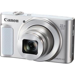 Cámara compacta Canon SX620 HS - Plata + lente Canon Zoom Lens 25-625 mm f/3.2-6.6