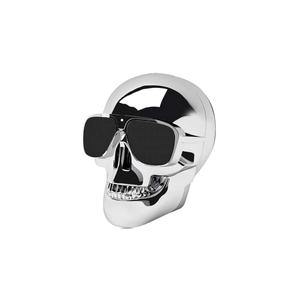 Jarre Technologies AeroSkull HD+ Bluetooth Speakers - Silver