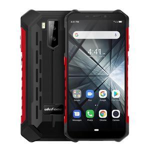 Ulefone Armor X3 32GB Dual Sim - Punainen/Musta - Lukitsematon
