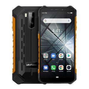 Ulefone Armor X3 32GB Dual Sim - Musta/Oranssi - Lukitsematon
