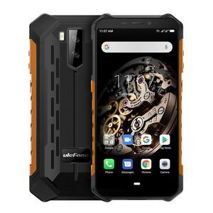 Ulefone Armor X5 32GB Dual Sim - Musta/Oranssi - Lukitsematon