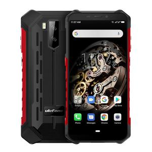 Ulefone Armor X5 32GB Dual Sim - Musta/Punainen - Lukitsematon