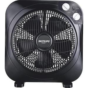 Ventilatore scatola Bastilipo Zahara Fan - Nero