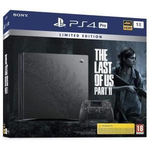 PlayStation 4 Pro - HDD 1 TB - Black