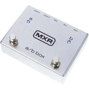 """Pédale d""""effets MXR M196 A/B Box"""