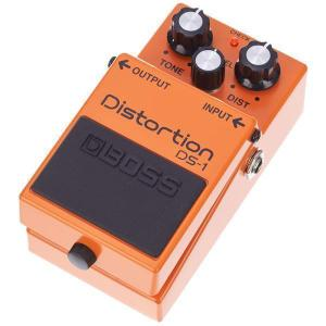 Effectpedaal Boss Distortion DS-1 - Oranje