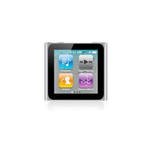 Ipod Nano 6 MP3 & MP4-soitin & MP4 8GB - Hopea