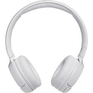 Casque Bluetooth avec Micro Jbl TUNE T500BT - Blanc