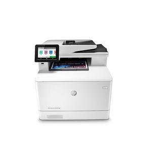 Imprimante HP Color LaserJet Pro M479dw - Blanc