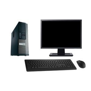 """Dell Optiplex 390 22"""" Core i5 3,1 GHz - SSD 480 Gb - 16GB"""