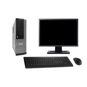 """Dell OptiPlex 390 SFF 27"""" Core i7 3,4 GHz - SSD 480 Gb - 4GB"""