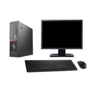 """Fujitsu Esprimo E720 E85+ DT 22"""" Pentium 3 GHz - HDD 2 TB - 4GB"""