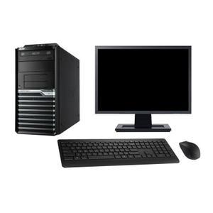 "Acer Veriton 4 M4630G 22"" Pentium 3 GHz  - HDD 2 To - 8GB"
