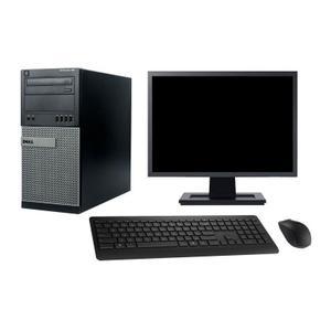 """Dell Optiplex 790 MT 19"""" Pentium 2,7 GHz - SSD 480 Gb - 4GB"""