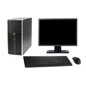 "Hp Compaq Pro 6200 CMT 19"" Pentium 2,7 GHz - HDD 2 To - 4 Go"