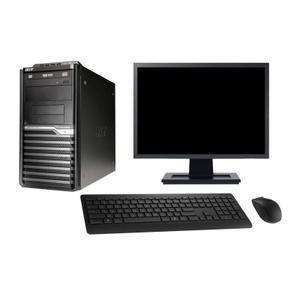 """Acer Veriton M2610G 22"""" Pentium 2,7 GHz - HDD 2 TB - 8GB"""