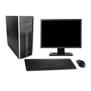 "Hp Elite 8300 MT 27"" Core i7 3,4 GHz - SSD 960 Go - 16 Go"