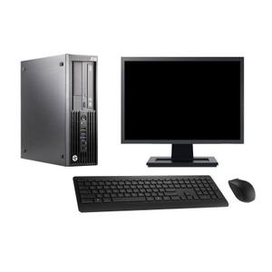 "Hp Z230 SFF 19"" Core i5 3,2 GHz - HDD 2 TB - 16GB"