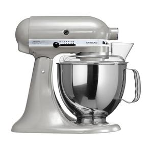 Multifunktions-Küchenmaschine KITCHENAID 5KSM150PS EMC Silber