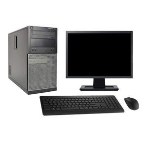 """Dell OptiPlex 390 22"""" Core i3 3,3 GHz - HDD 2 tb - 4GB"""