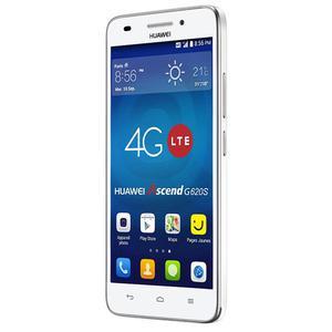 Huawei Ascend G620S 8 Go   - Blanc - Débloqué