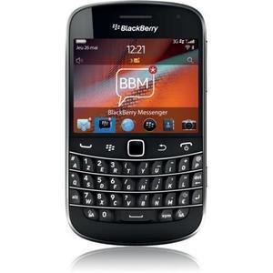 Blackberry Bold Touch 9900 8 Go   - Noir - Sfr