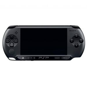 Playstation Portable E1004 Slim - HDD 1 GB - Schwarz