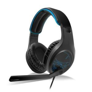 Casque   Gaming    avec Micro Spirit Of Gamer Elite H20 - Noir/Bleu
