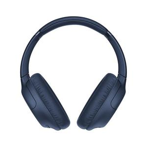Kopfhörer Rauschunterdrückung   Bluetooth  mit Mikrophon Sony WH-CH710N - Blau