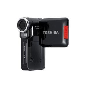 Caméra Toshiba Camileo P10 - Noir/Gris