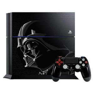 Sony Playstation 4 Star Wars Battlefront Limited Edition 1 To + Manette et jeu Star Wars Battlefront - Noir