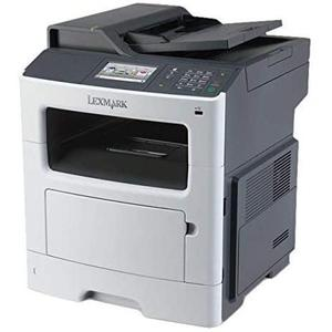 Lexmark MX510DE Multifunctionele Laserprinter - Wit/Zwart